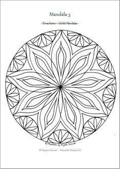 Mandala Zum Ausdrucken Erwachsene Inspirierend 199 Besten Mandalas Zum Ausdrucken Für Kinder Erwachsene Bilder Bild