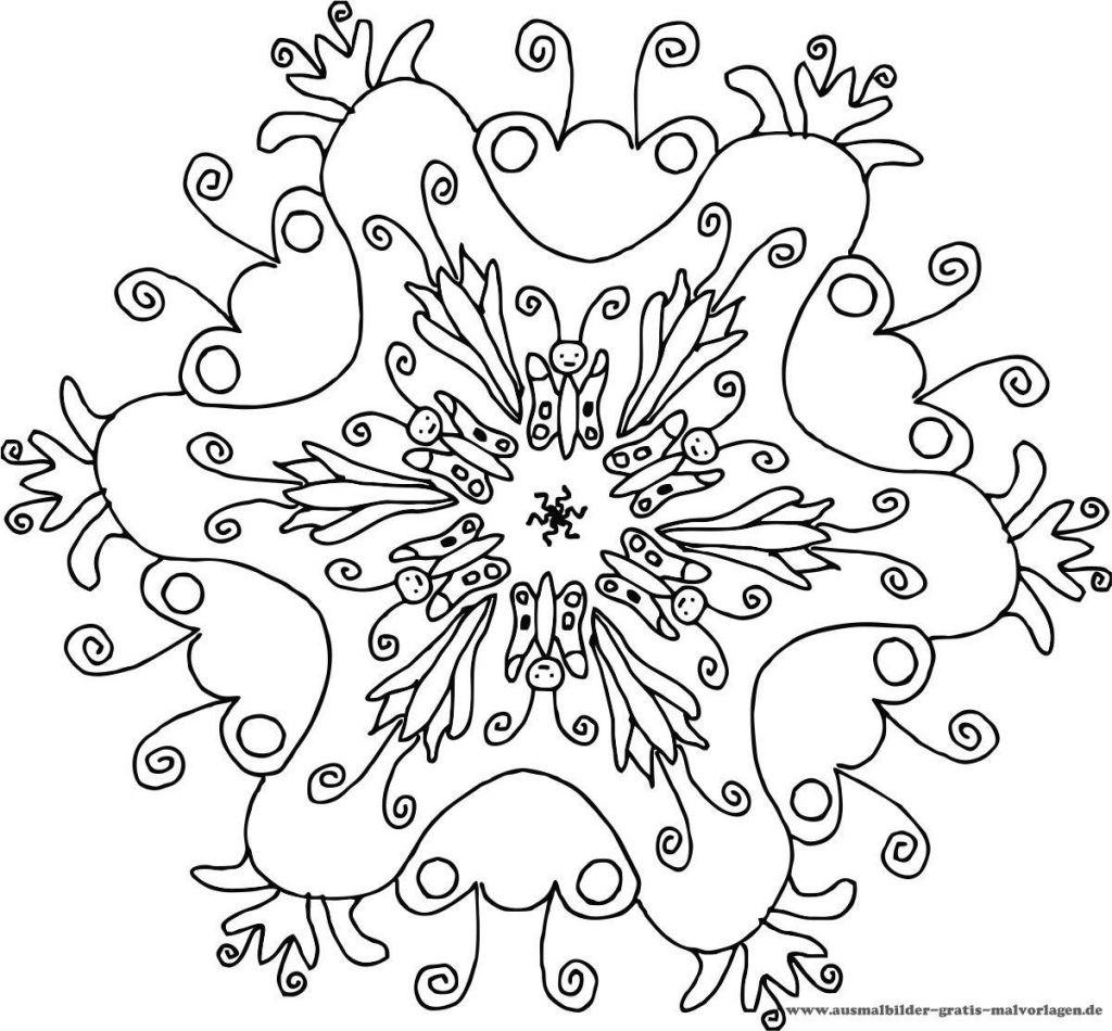 Mandala Zum Ausdrucken Erwachsene Inspirierend Druckbare Malvorlage Malvorlagen Mandala Beste Druckbare Bild