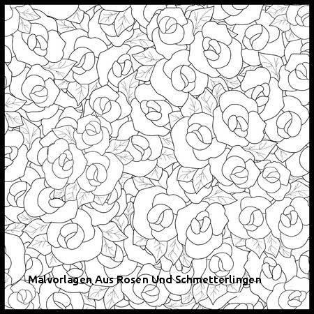 Mandala Zum Ausdrucken Rosen Einzigartig Malvorlagen Aus Rosen Und Schmetterlingen 40 Hübsche Mandala Fotos