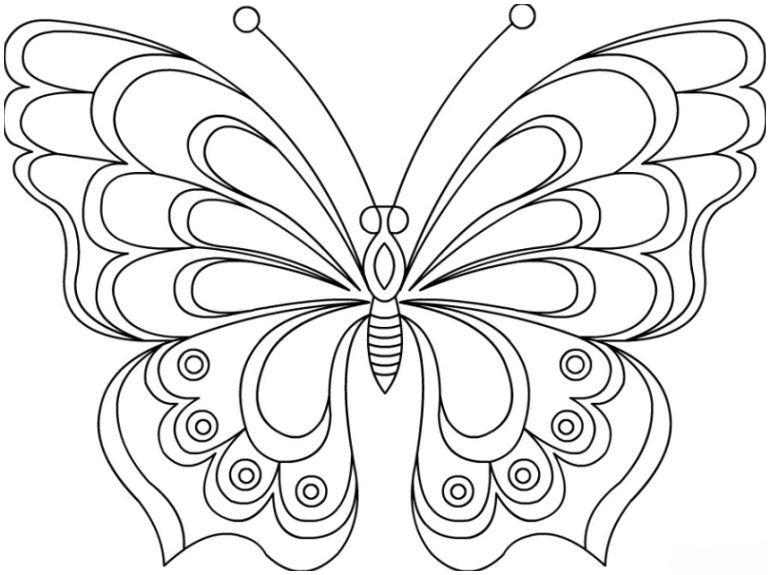 Mandalas Zum Ausmalen Schmetterling Das Beste Von Schmetterling Malvorlage 04 Lakás Dekoráci³ Pinterest Stock