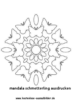 Mandalas Zum Ausmalen Schmetterling Frisch 21 Mandala Schmetterling Ausdrucken Colorbooks Colorbooks Bild