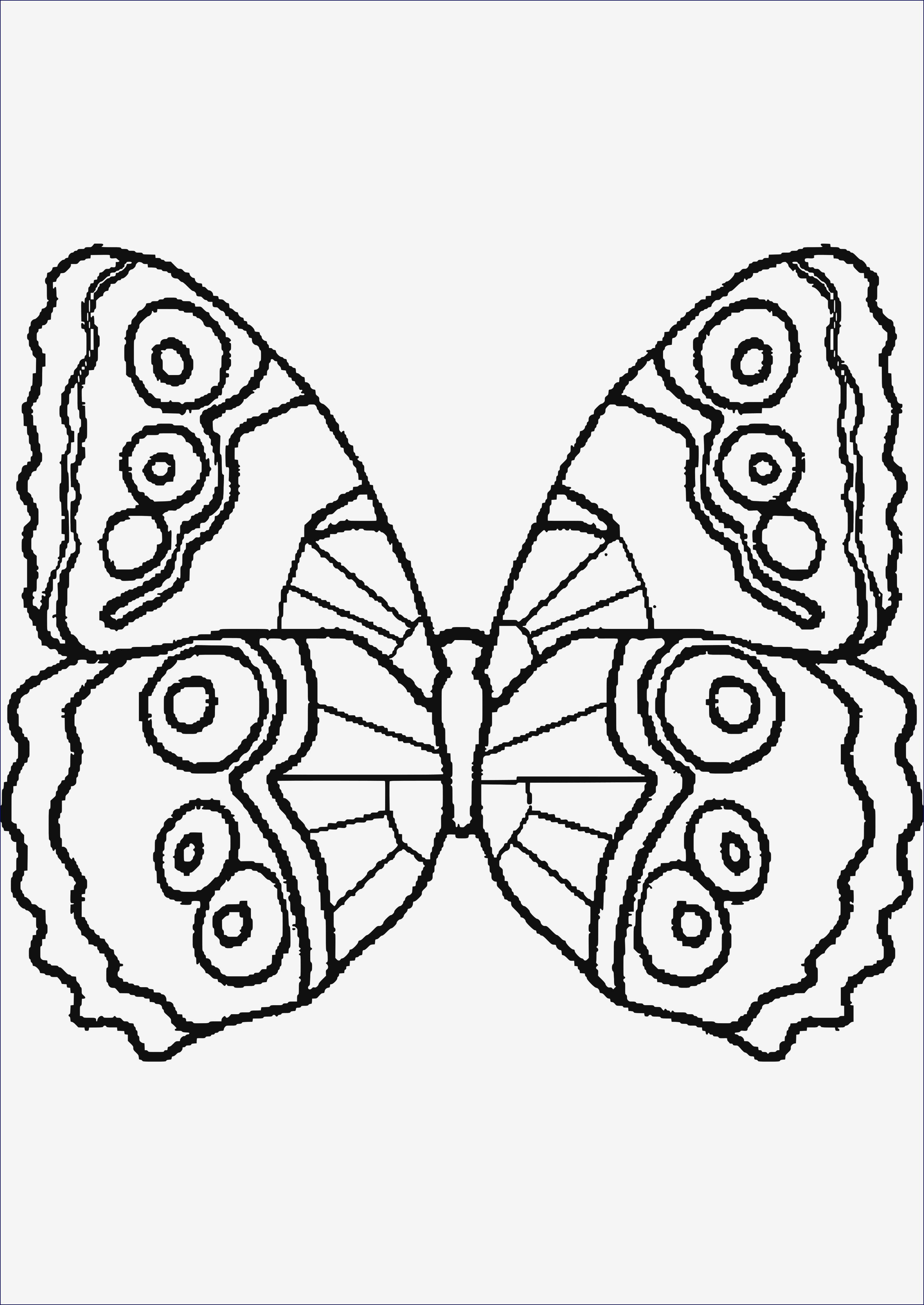 Mandalas Zum Ausmalen Schmetterling Frisch Malvorlagen Für Erwachsene Kostenlose Druckvorlagen Frisch Bild