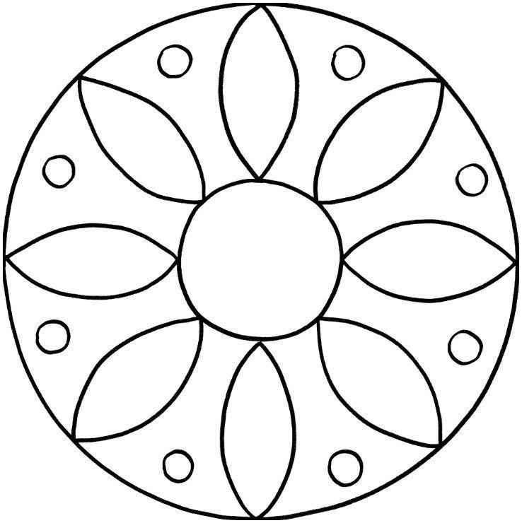 Mandalas Zum Ausmalen Schmetterling Neu Blumen Bilder Zum Ausdrucken Mandalas Zum Ausdrucken tolle Blumen Bild