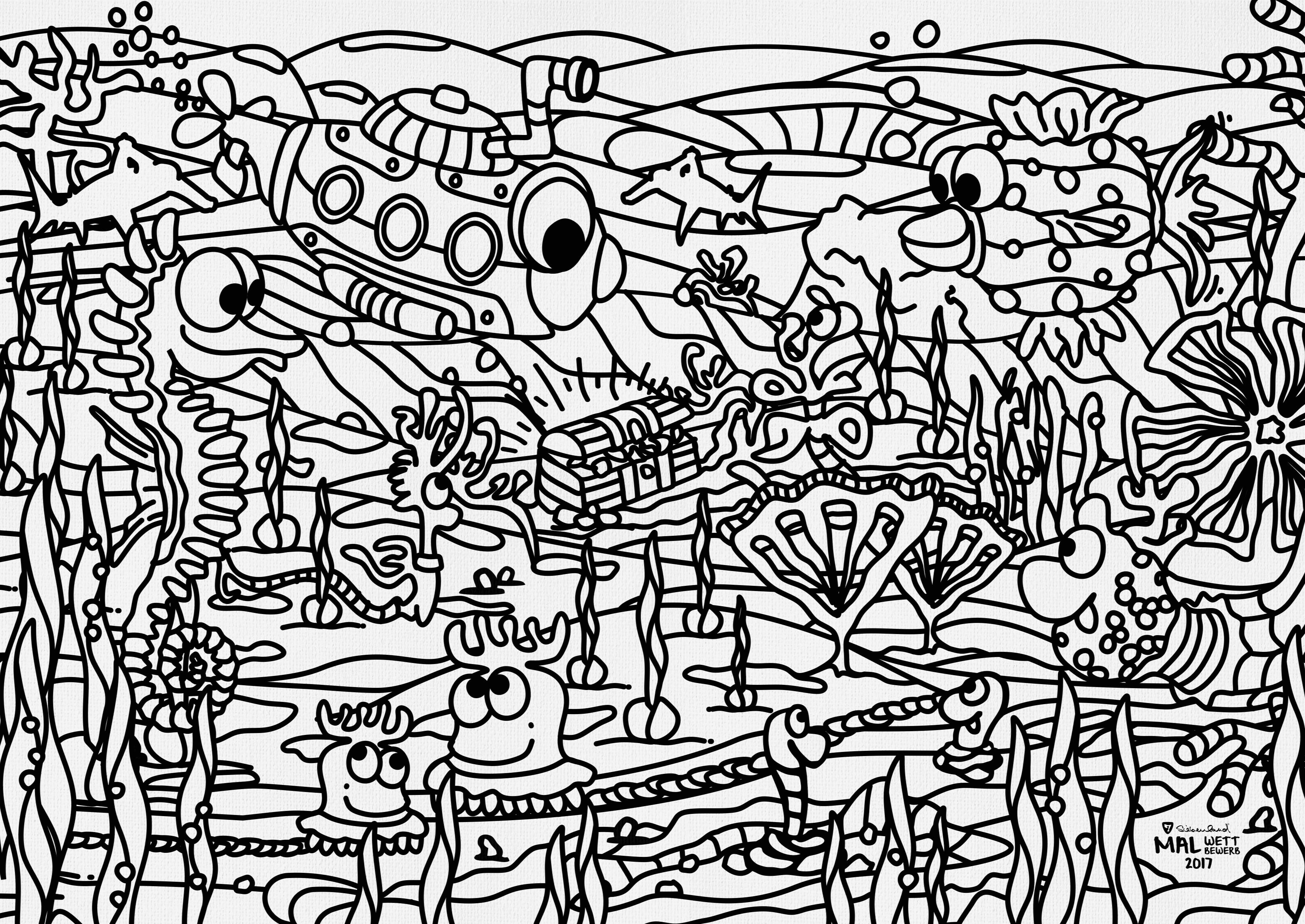 Manuel Neuer Ausmalbilder Das Beste Von Beispielbilder Färben Ausmalbilder Unterwasserwelt Sammlung