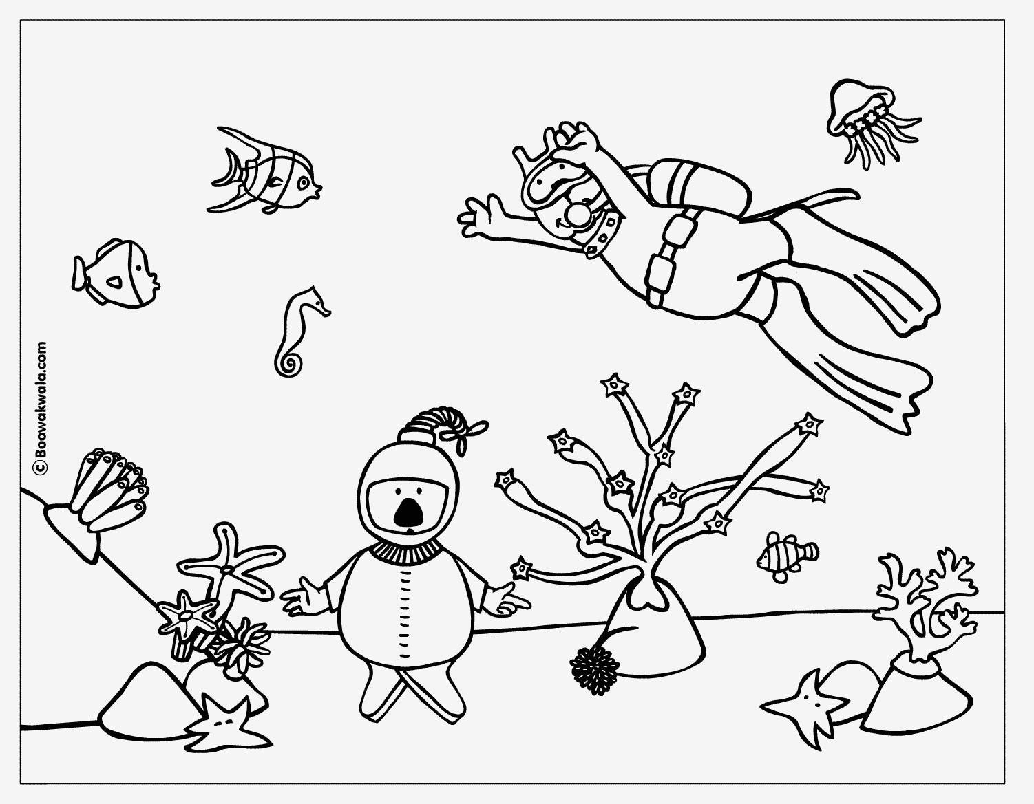 Manuel Neuer Ausmalbilder Inspirierend Beispielbilder Färben Ausmalbilder Unterwasserwelt Galerie