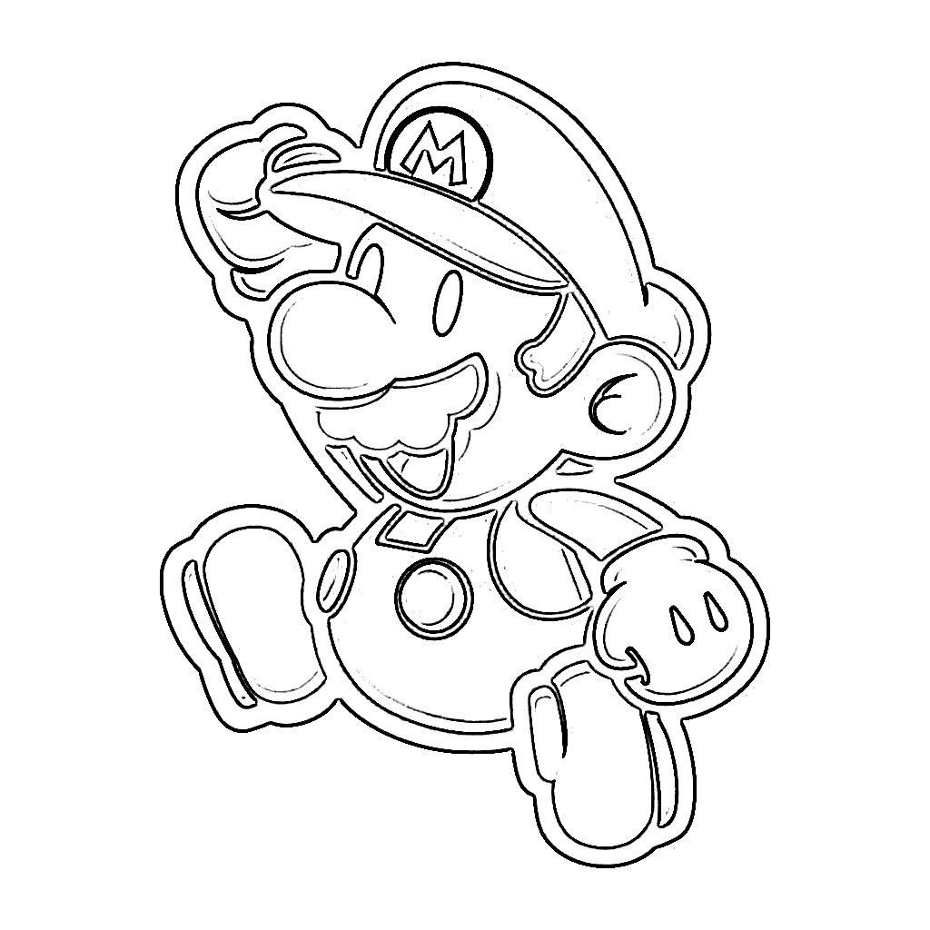 Mario Kart Ausmalbild Frisch 15 Luxury Mario Kart Characters Coloring Pages Pics Elegant Mario Stock