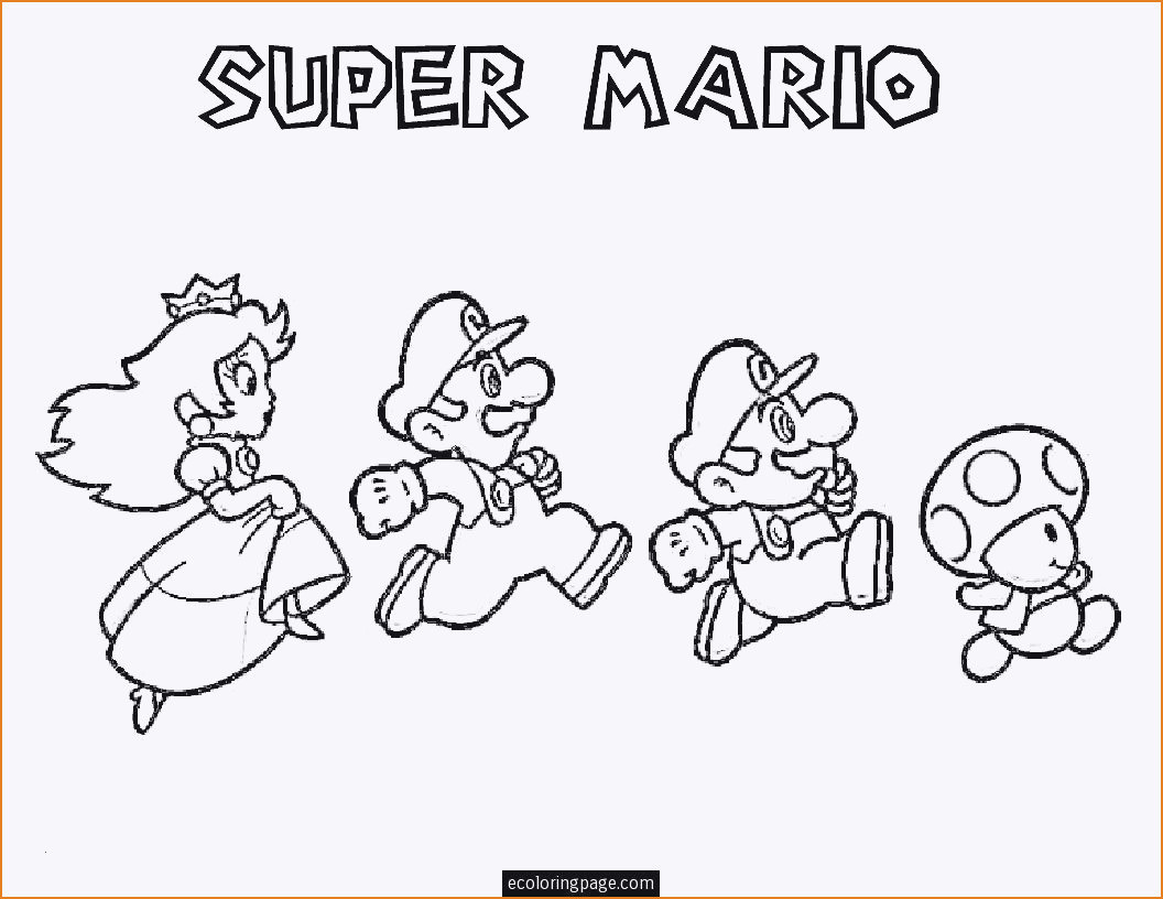 Mario Kart Ausmalbild Frisch 35 Blumen Ausmalbilder Scoredatscore Elegant Super Mario Kart Das Bild