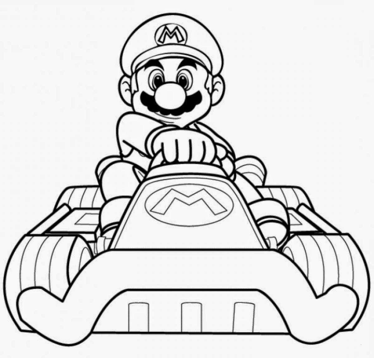 Mario Kart Ausmalbilder Das Beste Von 34 Schön Mario Ausmalbilder – Malvorlagen Ideen Fotos