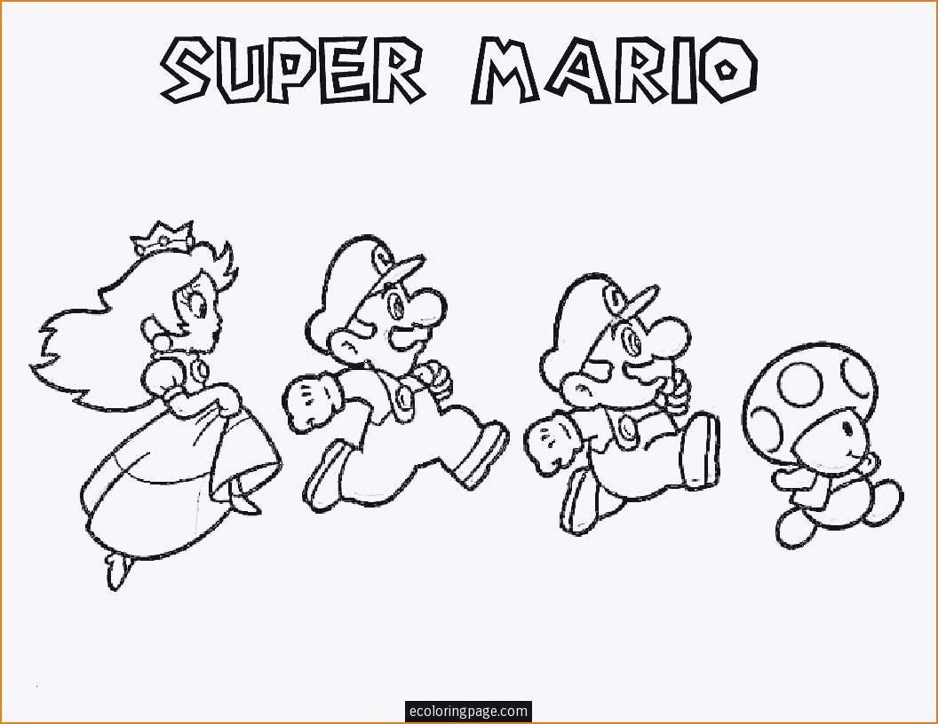 Mario Kart Ausmalbilder Genial Super Mario Bros Ausmalbilder Fresh Awesome Super Mario Wall Sticker Sammlung