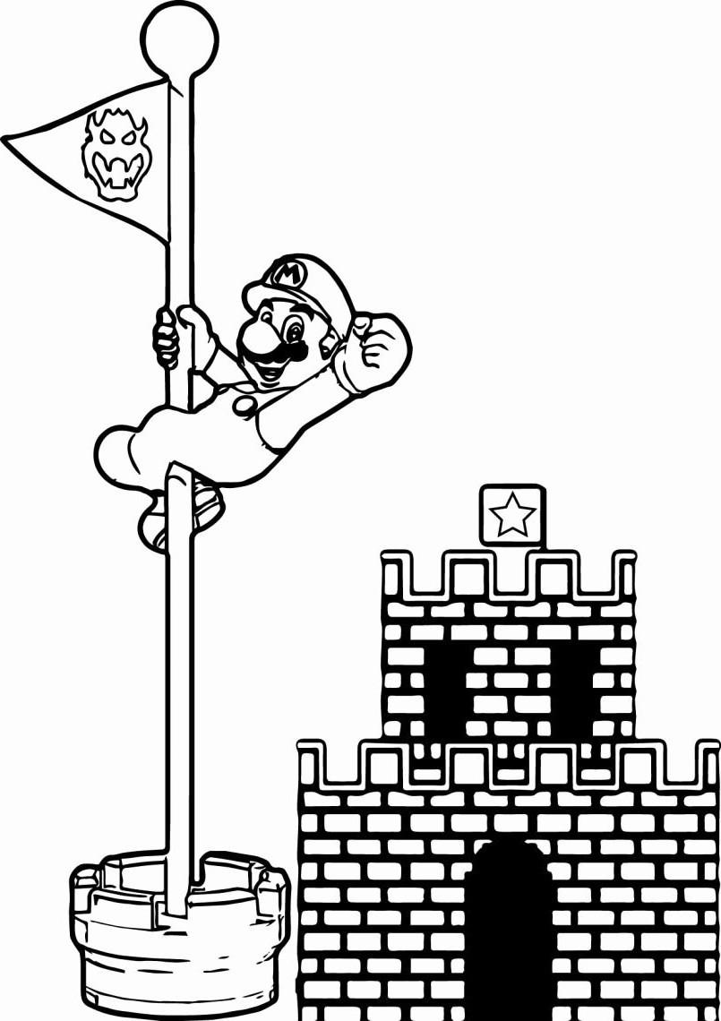 Mario Kart Ausmalbilder Neu 28 Inspirierend Ausmalbild Super Mario – Malvorlagen Ideen Galerie