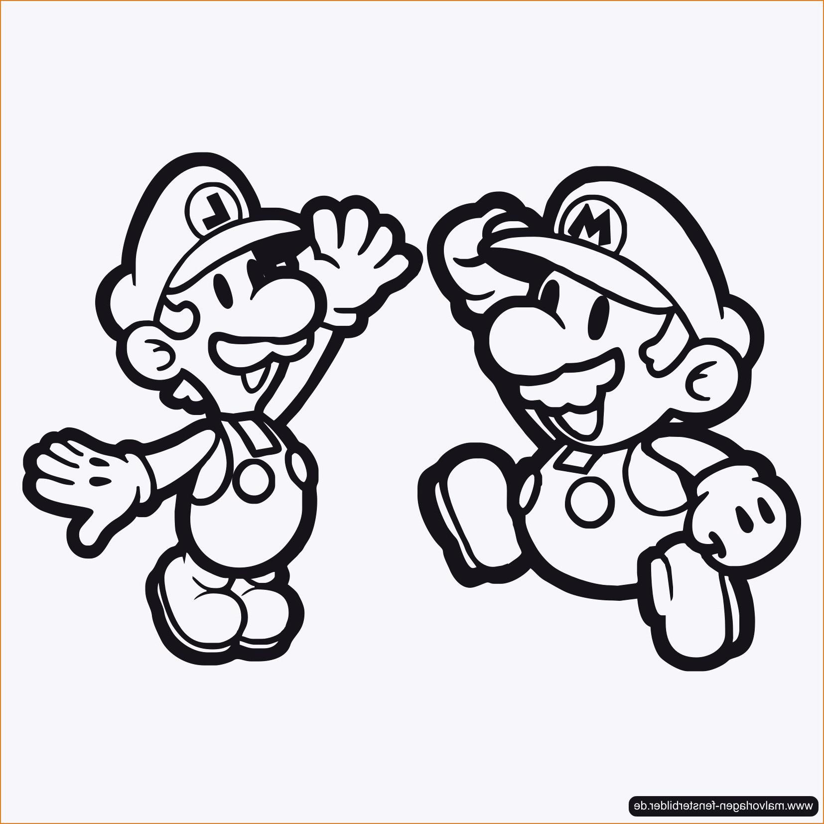 Mario Zum Ausmalen Das Beste Von 28 Inspirierend Ausmalbild Super Mario – Malvorlagen Ideen Fotos