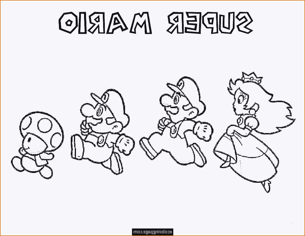 Mario Zum Ausmalen Frisch 29 Einzigartig Ausmalbilder Mario – Malvorlagen Ideen Sammlung