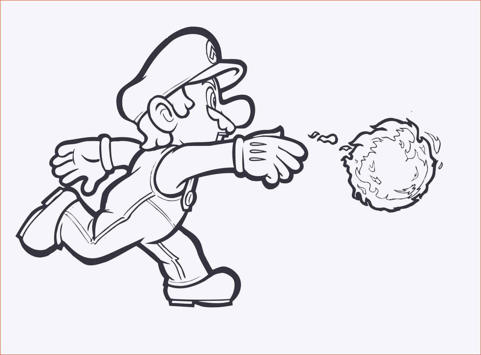 Mario Zum Ausmalen Frisch Ausmalbilder Mario Weihnachten Das Bild