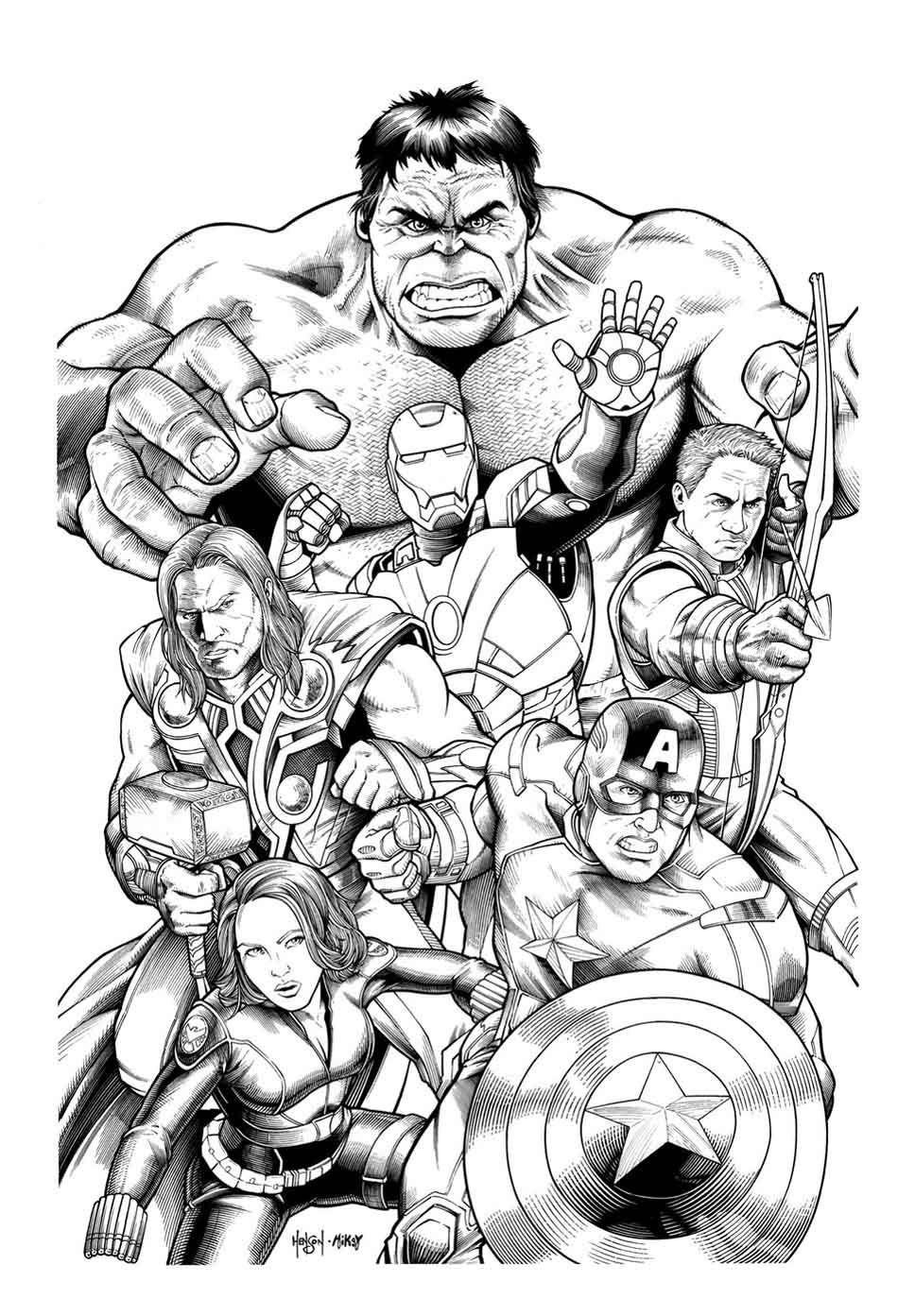 marvel helden ausmalbilder neu superhelden zum ausmalen de