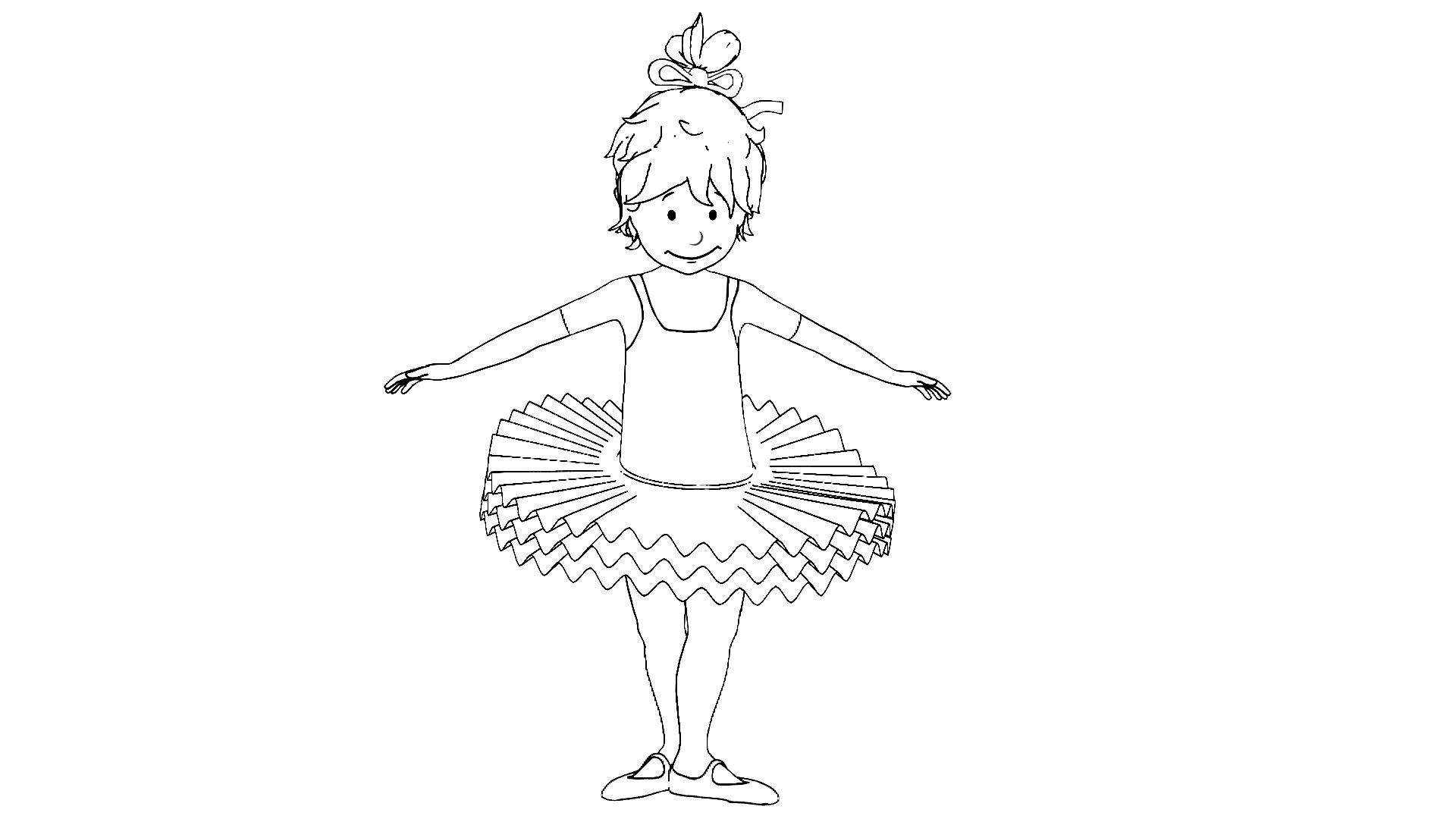 Meine Freundin Conni Ausmalbilder Inspirierend Emma Tanzt Ballet Kiddimalseite Best Ballett Ausmalbilder Bild