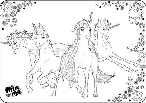Mia and Me Coloring Pages Einzigartig 315 Kostenlos Mia and Me Ausmalbilder Mia and Me Ausmalbilder Galerie