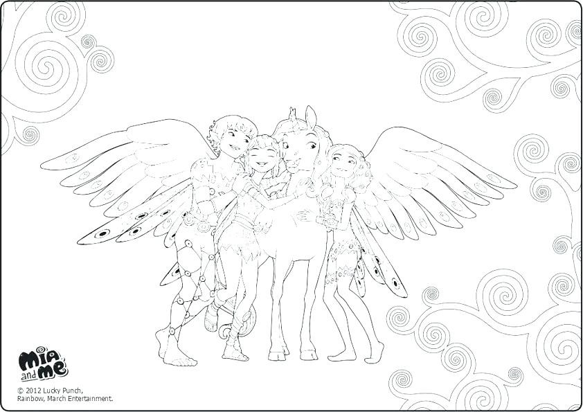 Mia and Me Coloring Pages Frisch Mia and Me Coloring Pages and Me Coloring Pages and Me Coloring Fotografieren