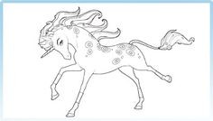 Mia and Me Coloring Pages Genial the 9 Best Mia and Me Coloring Images On Pinterest Stock