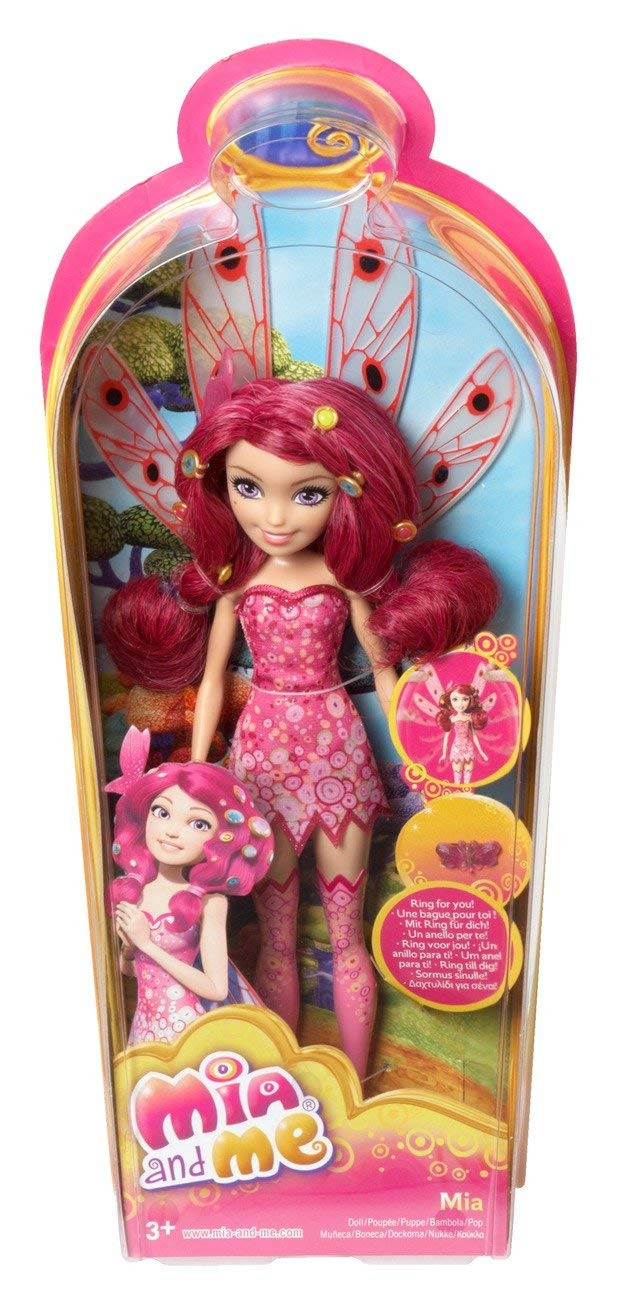 Mia and Me Coloring Pages Neu Amazon Mattel Mia and Me Mia Doll toys & Games Galerie