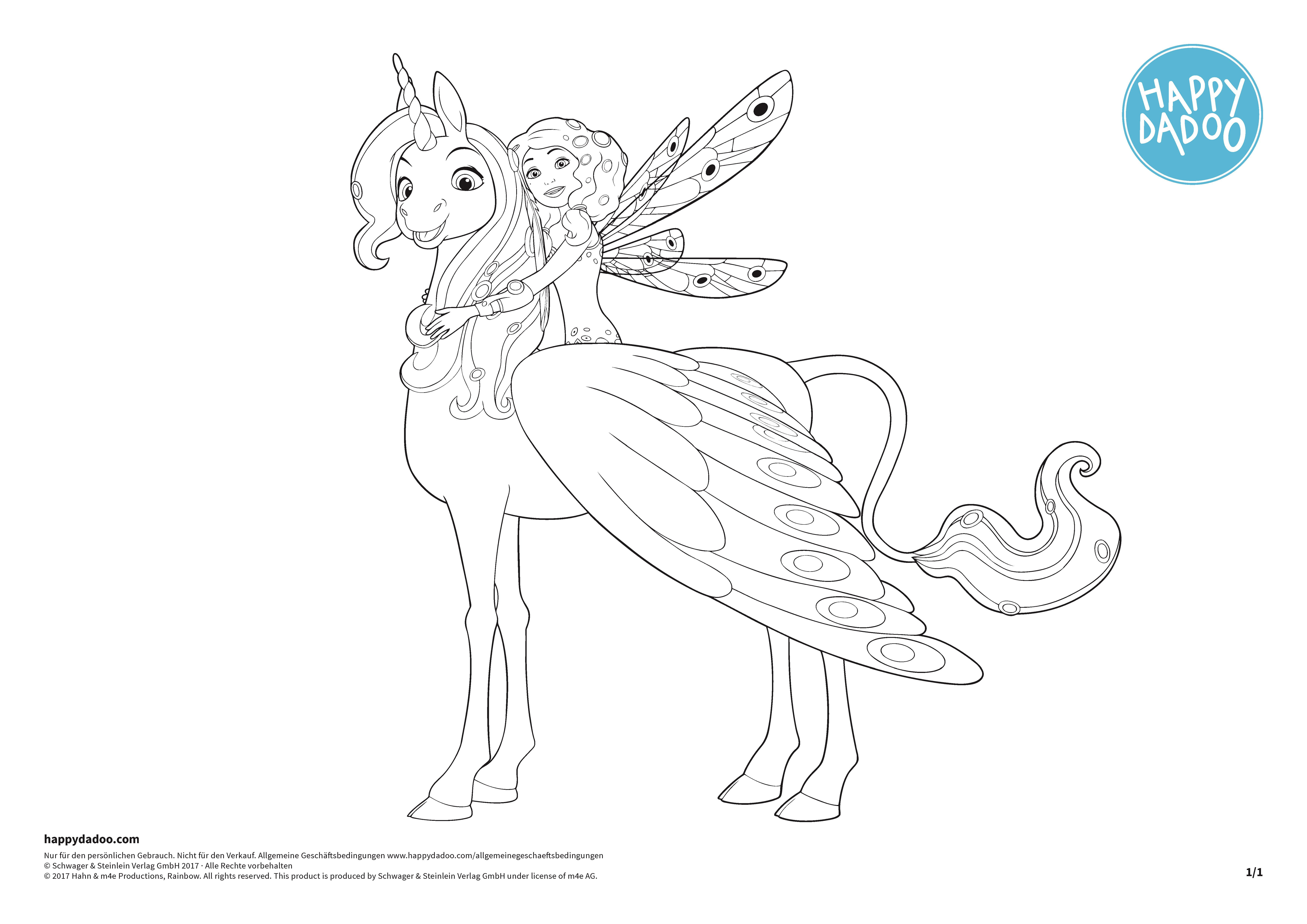 Mia and Me Coloring Pages Neu Mia and Me Coloring Pages Awesome Elegant Ausmalbilder Mia and Me Fotografieren