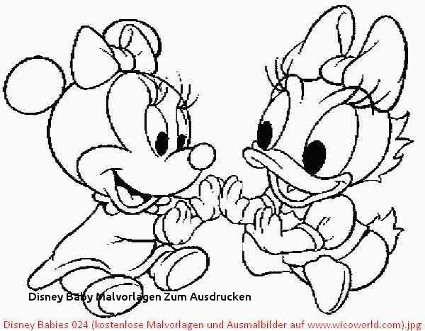 Micky Maus Baby Ausmalbilder Das Beste Von 26 Disney Baby Malvorlagen Zum Ausdrucken Das Bild