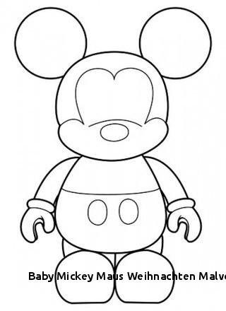 Micky Maus Baby Ausmalbilder Inspirierend Baby Mickey Maus Weihnachten Malvorlagen Molde De Mickey Mouse Para Bilder