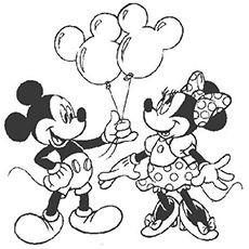 Micky Maus Baby Ausmalbilder Inspirierend Mickey Mouse Ausmalbilder – Ausmalbilder Für Kinder Bild