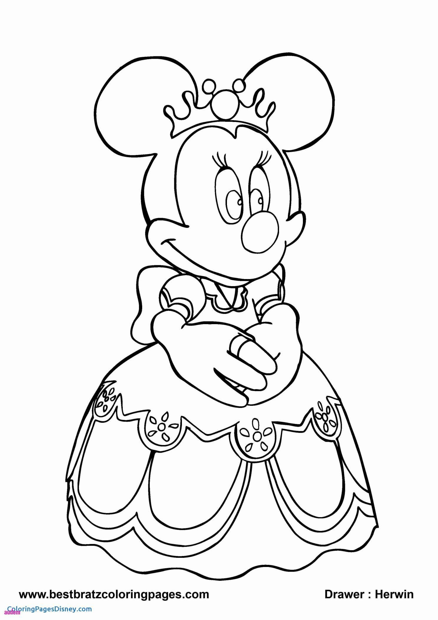 Micky Maus Bilder Zum Ausmalen Inspirierend 40 Frisch Mickey Mouse Ausmalbilder Beste Malvorlage Bild