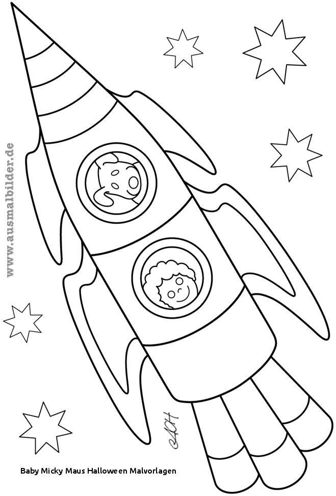 Micky Maus Malvorlagen Das Beste Von Baby Micky Maus Halloween Malvorlagen Ausmalbilder Rakete Stock