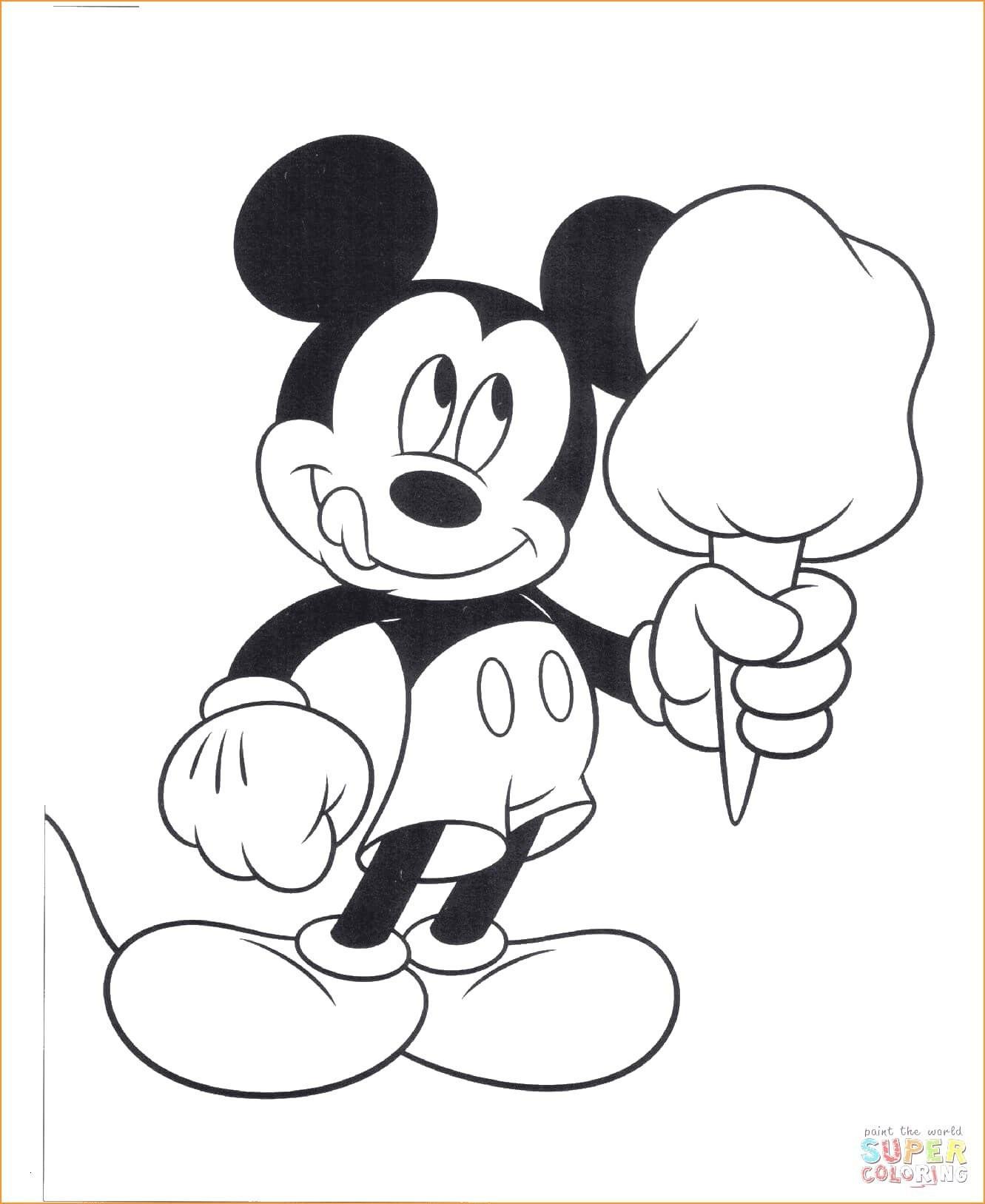 Micky Maus Malvorlagen Einzigartig Ausmalbilder Micky Maus Baby Best 40 Mini Maus Ausmalbilder Sammlung