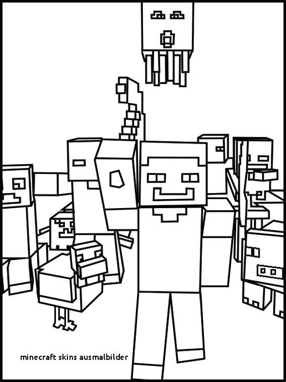 Minecraft Ausmalbilder Enderman Frisch 28 Minecraft Skins Ausmalbilder Colorprint Bild
