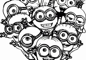 Minions Ausmalbilder Bob Teddy Genial 31 Genial Bilder Von Ausmalbilder Von Minions Sammlung