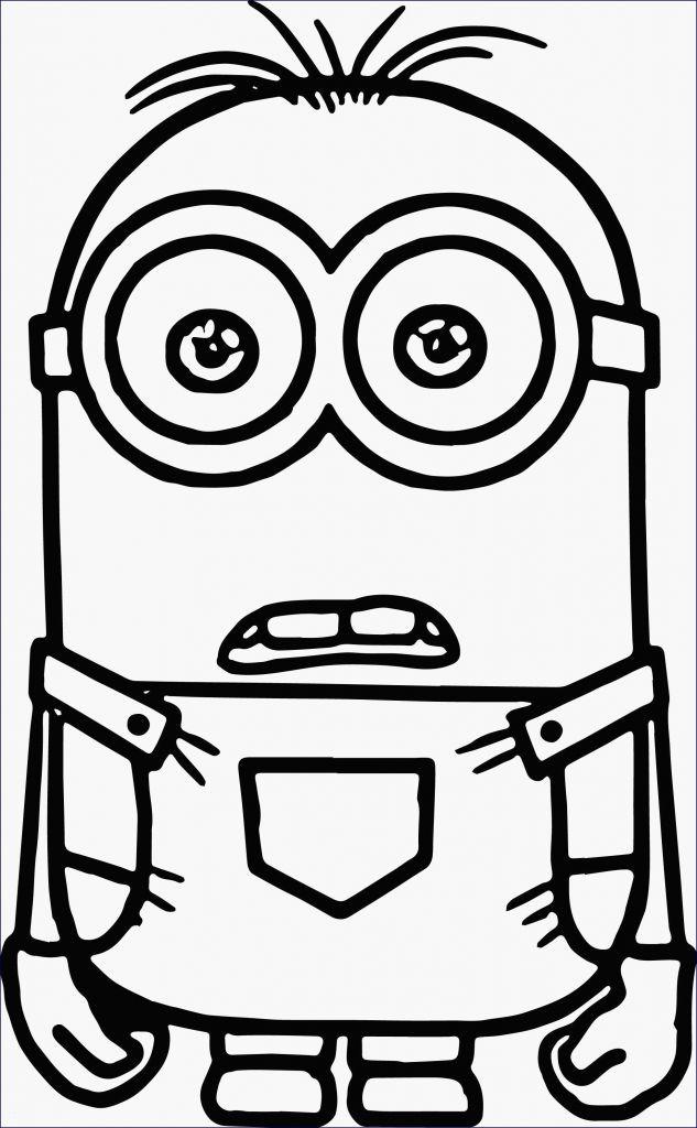 Minions Bilder Zum Ausdrucken Frisch Coole Ausmalbilder Minions Best Minion Coloring Page Awesome Frisch Das Bild