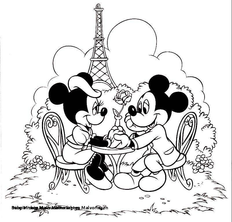 Minni Maus Malvorlage Das Beste Von Baby Mickey Maus Weihnachten Malvorlagen 25 Minnie Maus Malbucher Fotos