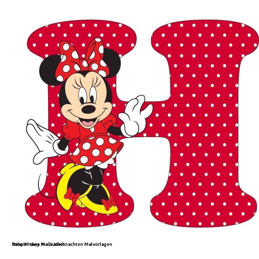 Minni Maus Malvorlage Frisch Baby Mickey Maus Weihnachten Malvorlagen 25 Minnie Maus Malbucher Bilder