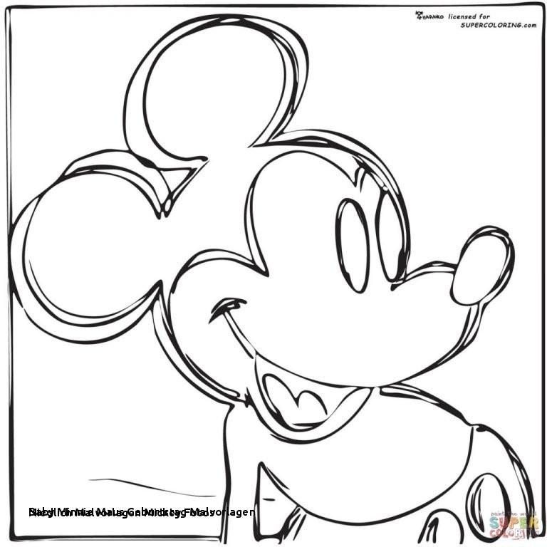 Minni Maus Malvorlage Frisch Baby Minnie Maus Geburtstag Malvorlagen 30 Niedlich Malvorlagen Fotos