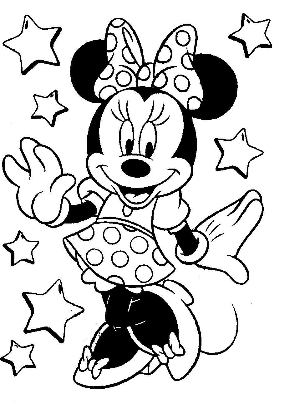 Minnie Mouse Ausmalbild Einzigartig Minni Maus Baby Malvorlagen Genial Minnie Mouse Baby Ausmalbilder Bilder