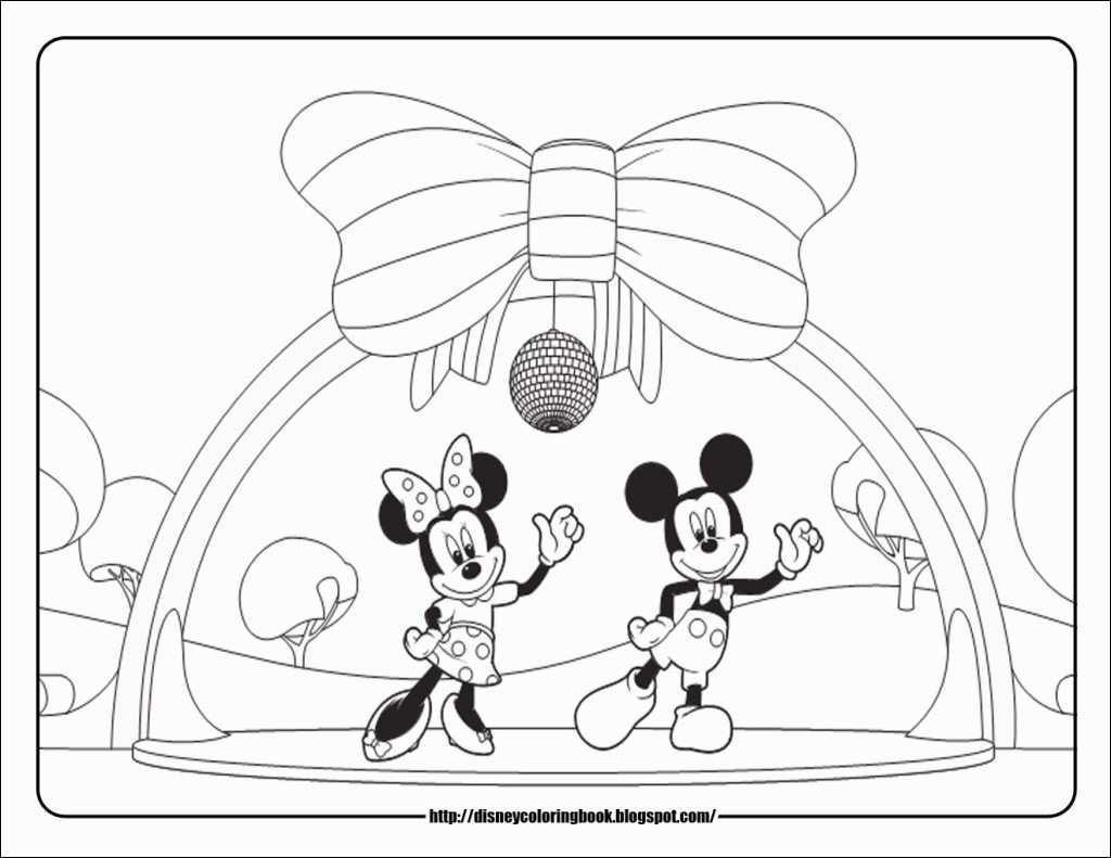 Minnie Mouse Ausmalbild Inspirierend Minnie Mouse Malvorlage Abbild Micky Mouse Ausmalbilder Uploadertalk Fotografieren
