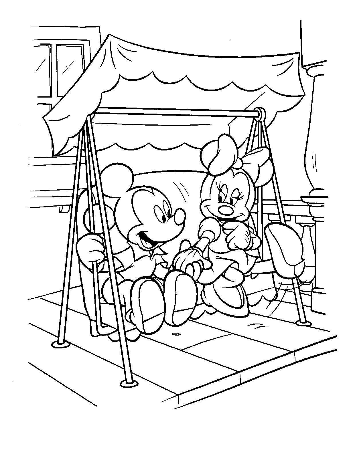 Minnie Mouse Malvorlage Frisch 35 Schön Mickey Mouse Ausmalbild – Große Coloring Page Sammlung Sammlung