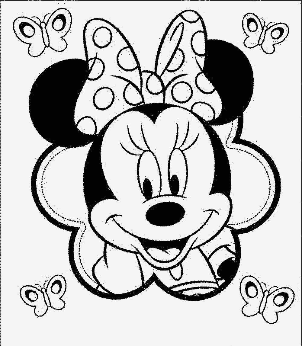 Minnie Mouse Malvorlage Frisch Baby Mickey Mouse Coloring Pages Lovely Ausmalbild Maus Bild