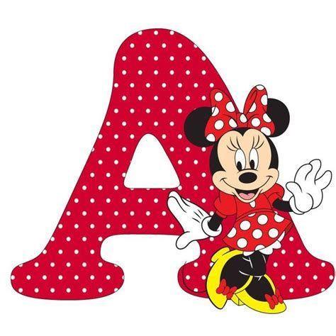 Minnie Mouse Malvorlage Inspirierend Bildergebnis Für Minnie Mouse Letters Alphabet Bild