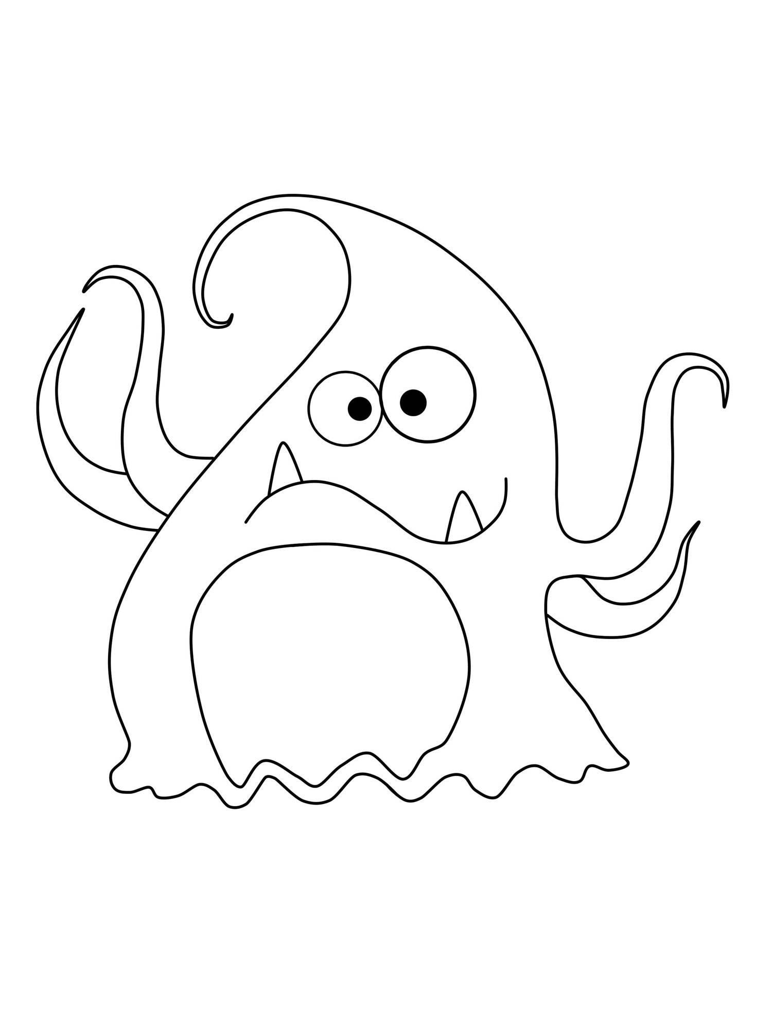 Monster Bilder Zum Ausmalen Neu Malvorlagen Halloween Gruselig Schön Neu Gruselige Malvorlagen Für Bilder