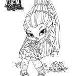 Monster High Ausmalbilder Inspirierend Lagoona Blue Monster High Coloring Pages for Kids Printable Free Neu Bilder