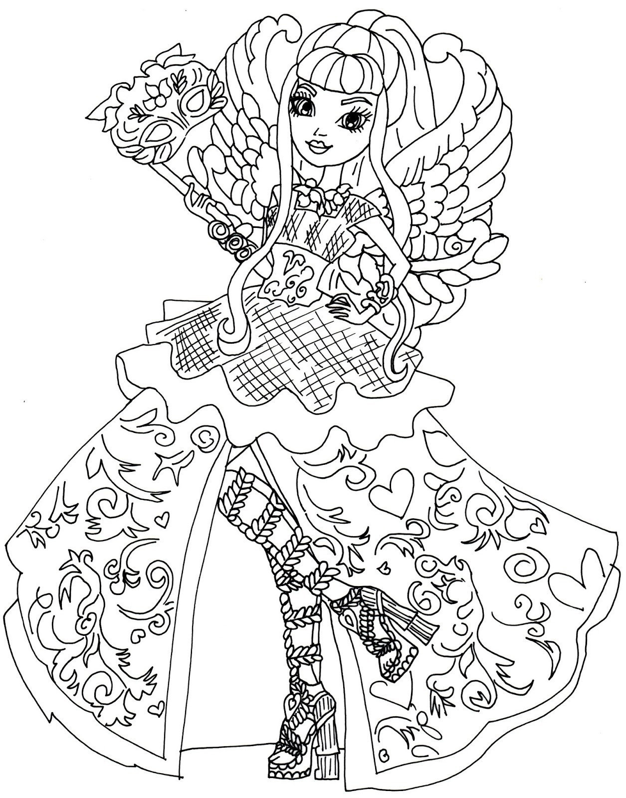 Monster High Ausmalbilder Inspirierend Monster High Ausmalbilder Lagoona Blue Frisch Coloring Pages Monster Bild