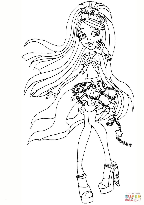 Monster High Zum Ausmalen Das Beste Von Monster High Logo Ausmalbilder Inspirierend Kiyomi Haunterly Bild