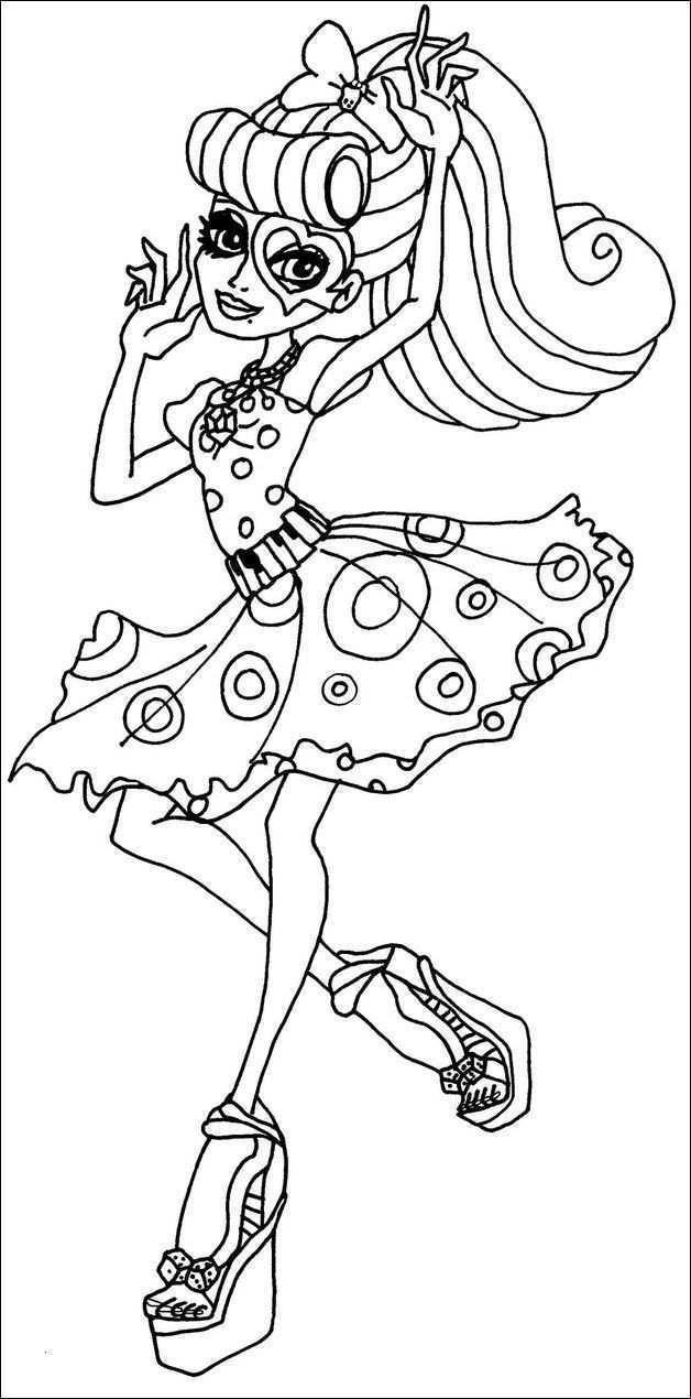 Monster High Zum Ausmalen Genial Monster High Ausmalbilder Kostenlos 38 Draculaura Ausmalbilder Bild