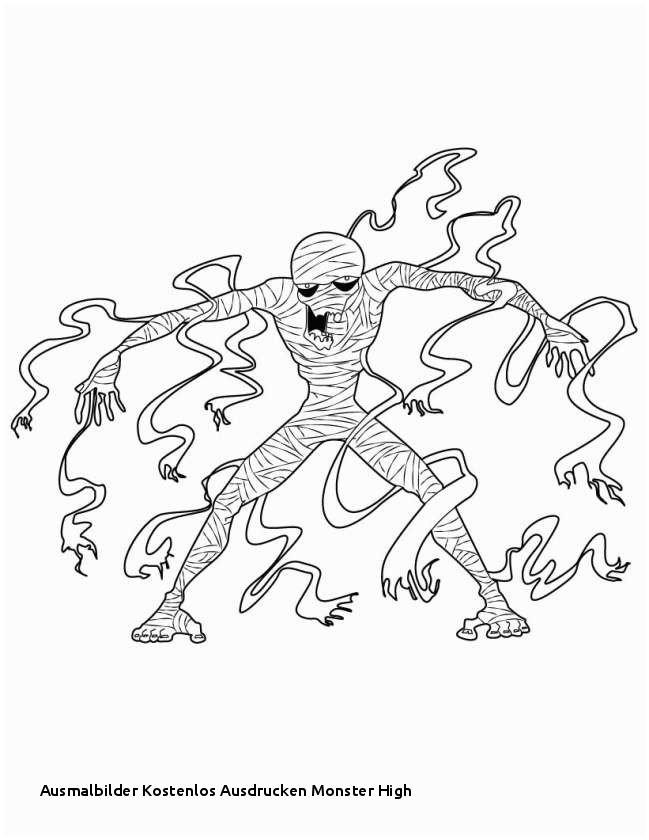 Monster High Zum Ausmalen Inspirierend Ausmalbilder Kostenlos Ausdrucken Monster High Ausmalbilder Sammlung