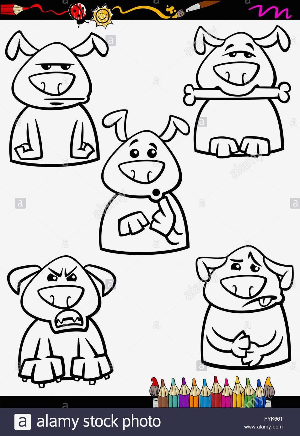 Mops Zum Ausmalen Inspirierend Beispielbilder Färben Ausmalbilder Hund Mops Bilder