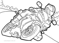 Motorrad Zeichnung Zum Ausmalen Einzigartig 404 Besten Malvorlagen Ausmalbilder Bilder Auf Pinterest In 2018 Das Bild