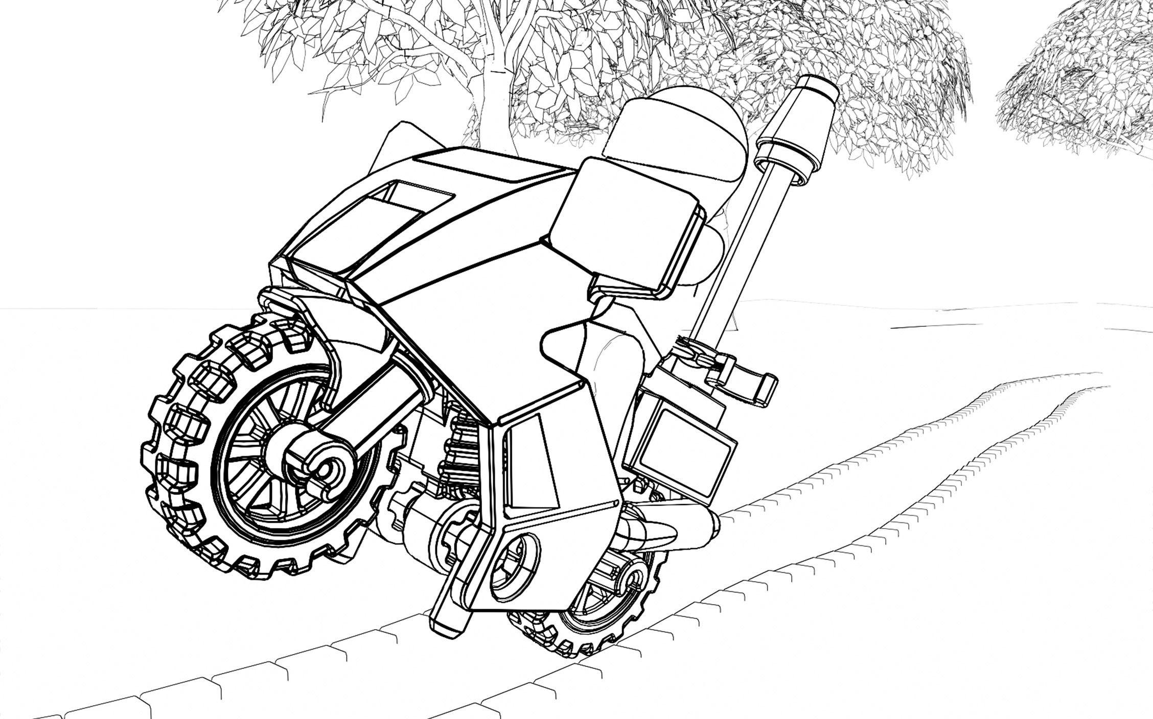 Motorrad Zeichnung Zum Ausmalen Genial Ausmalbilder Polizei Motorrad 01 Ausmalbilder Schön Lego City Fotos